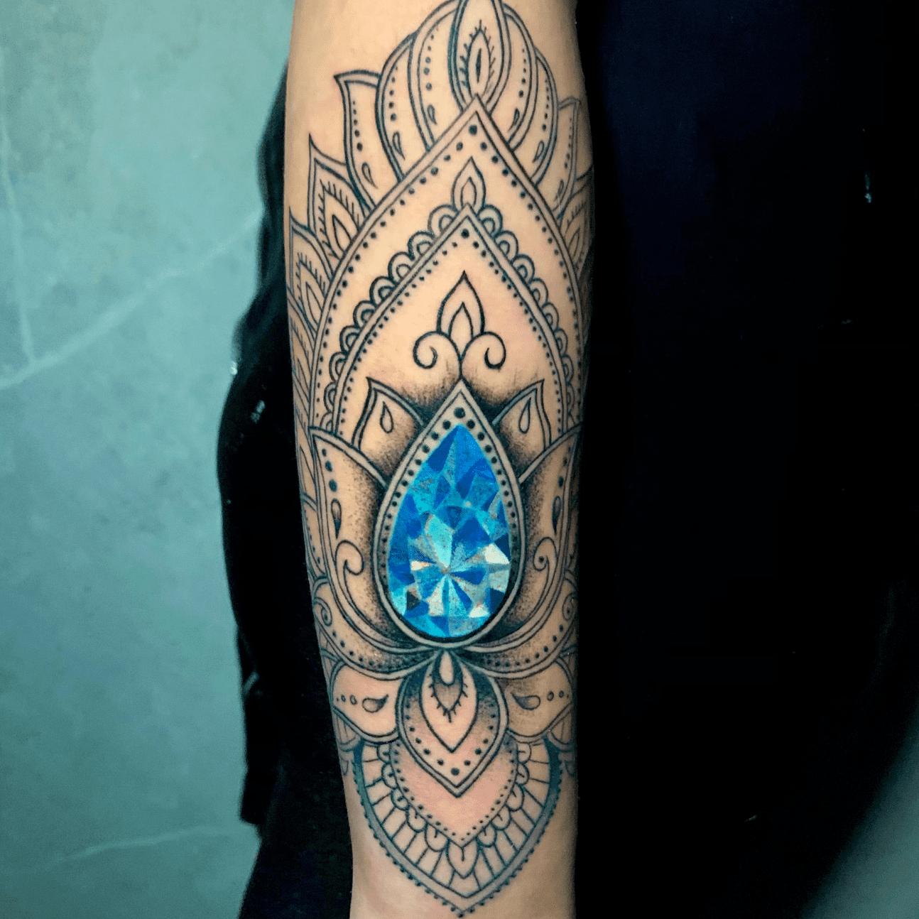 Tattoo colorati a Roma