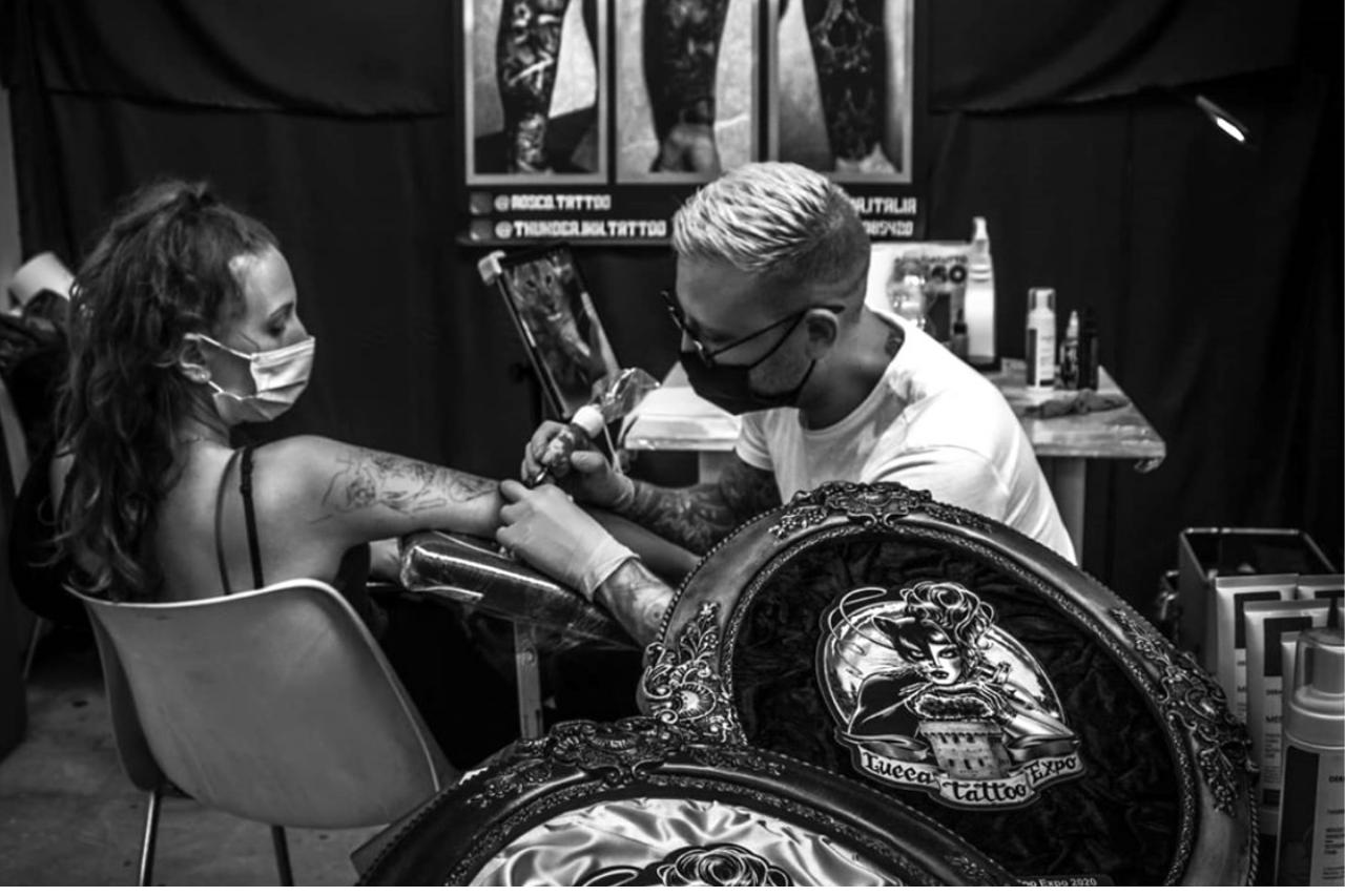 I tatuaggi fanno male? Vediamo insieme i punti dove fa meno male il tatuaggio