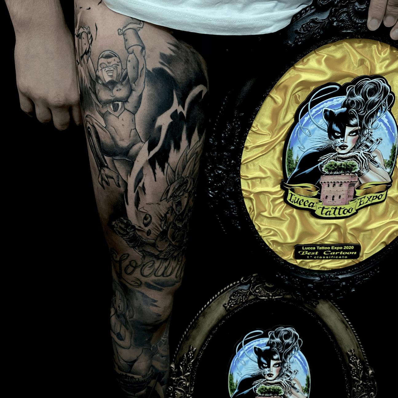 Tatuatore a roma? Contatta Rosco Tattoo