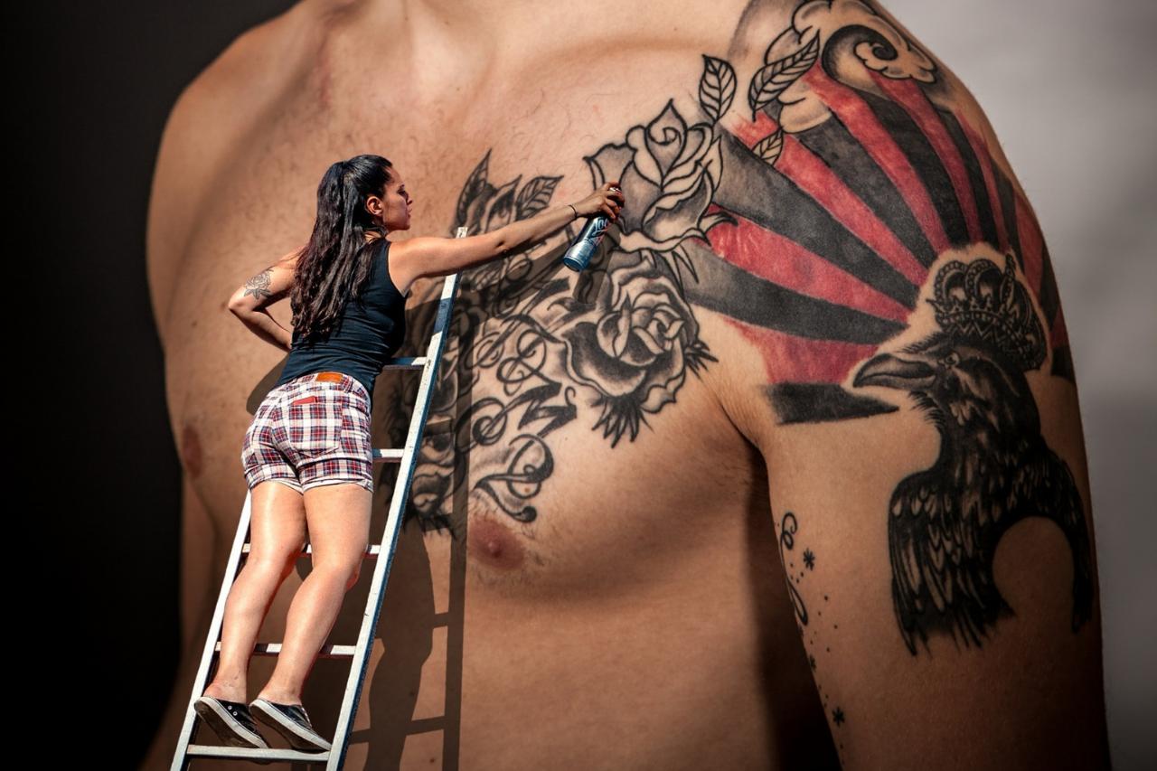 Come curare un tattoo: ecco cosa fare dopo il tatuaggio
