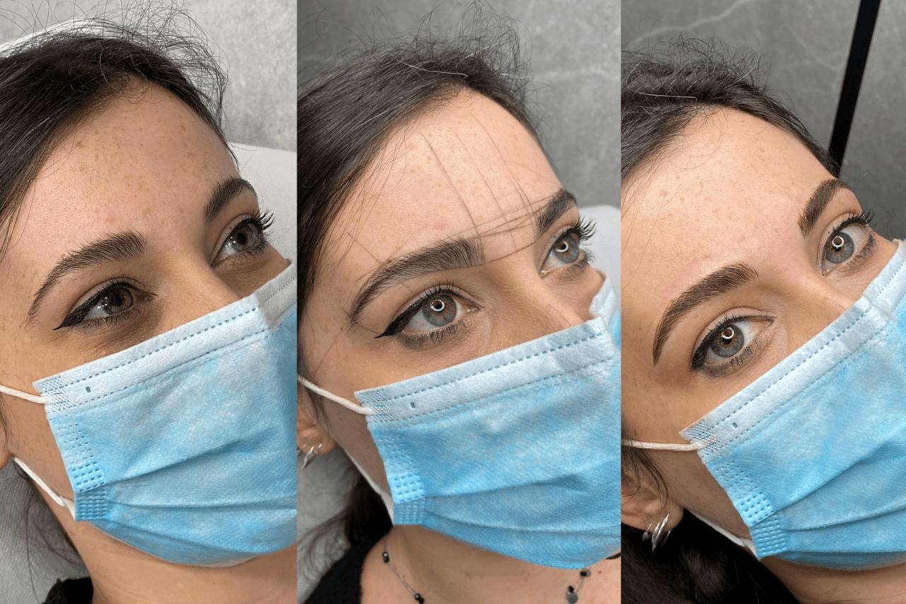 Microblading a Roma: trattamento prima, durante e dopo